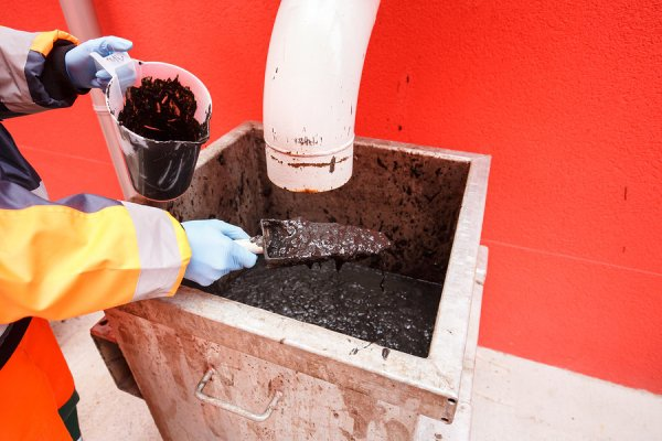 Chemical Waste For Chemical Trading